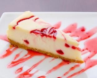 Чиз-кейк с ягодами